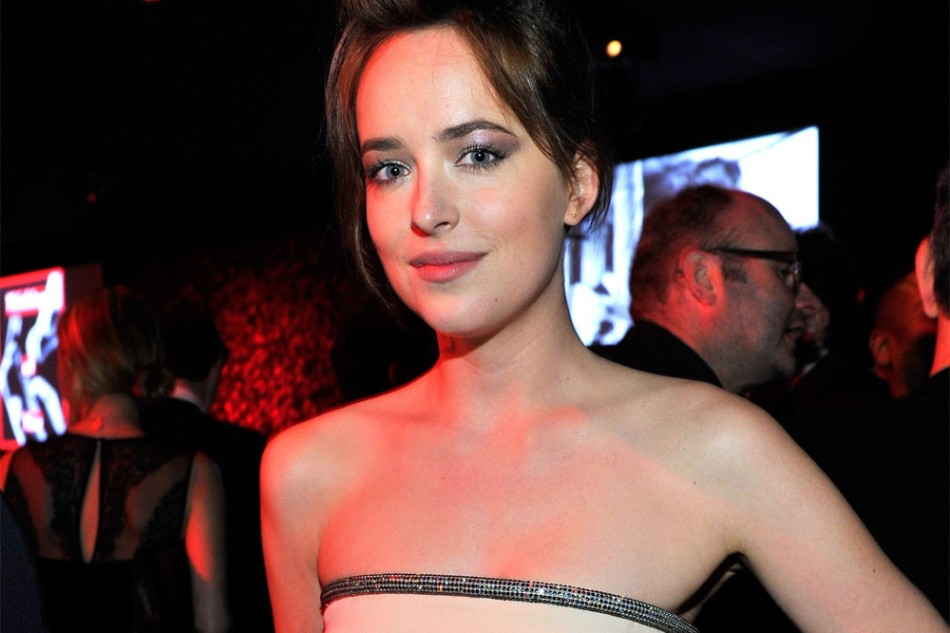 Dakota Johnson en la Gala LACMA Art + Film