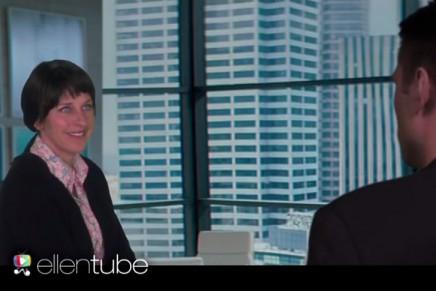 Humor 50 Sombras: trailer-parodia de Ellen DeGeneres
