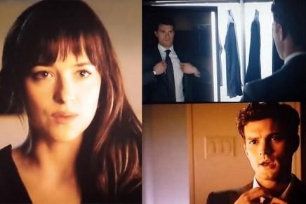NUEVO ADELANTO del segundo trailer 50 Sombras de Grey