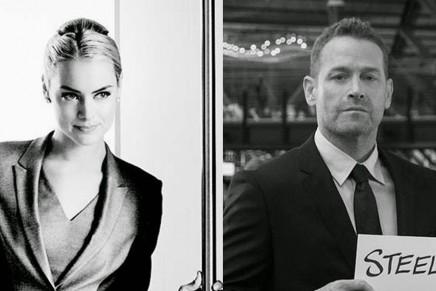 Nuevos stills oficiales 50 Sombras: Taylor en el aeropuerto y Andrea