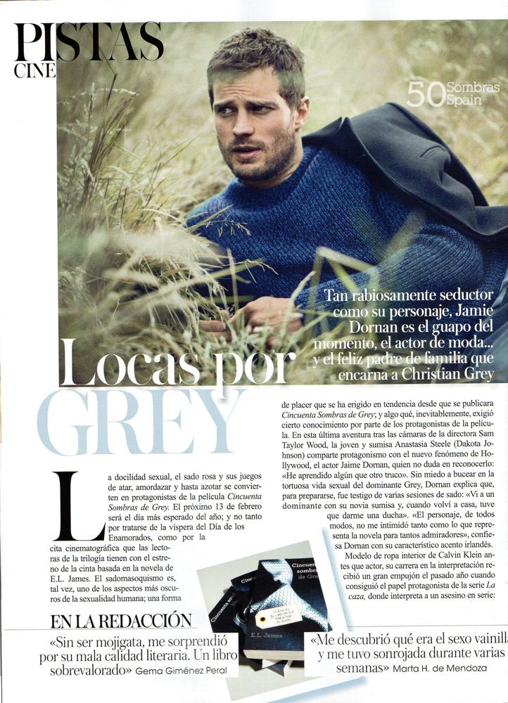 50 Sombras Vogue España febrero 15 1