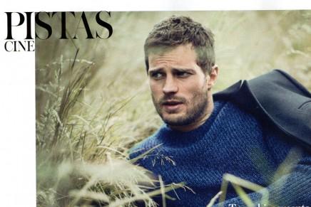 Reportaje 50 Sombras en la revista Vogue España (febrero 2015)