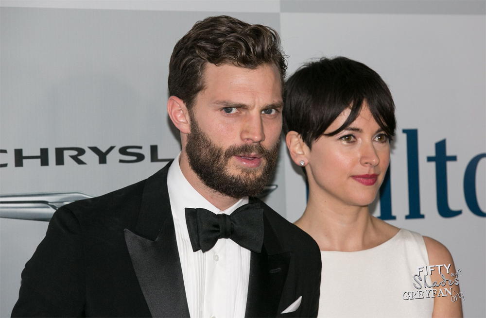 Afterparties globos de oro Dakota Jamie 50 Sombras 28