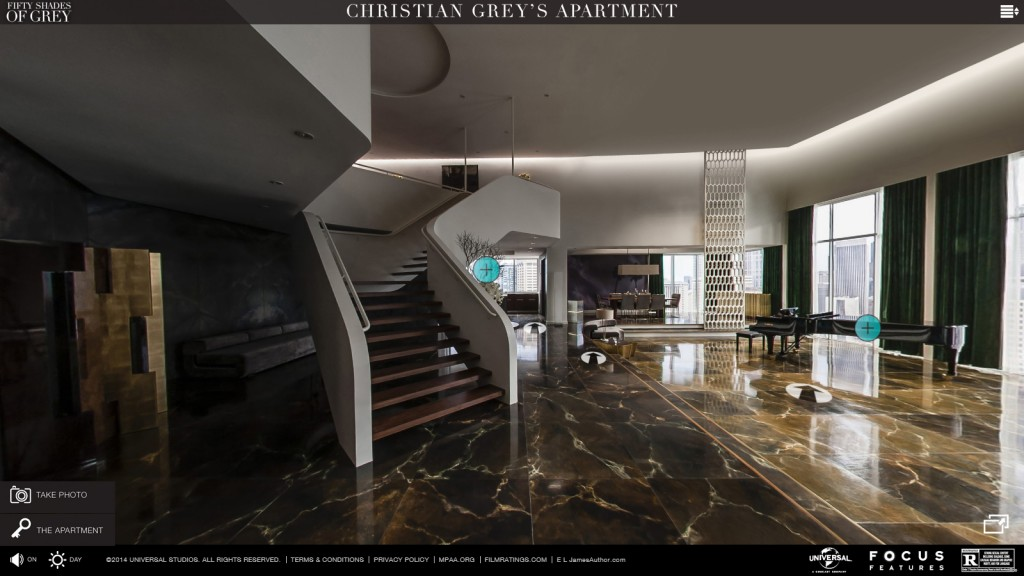 Visita Virtual Al Apartamento De Christian Grey Con Nuevas Fotos Y Audios 50 Sombras De Grey Bloglovin