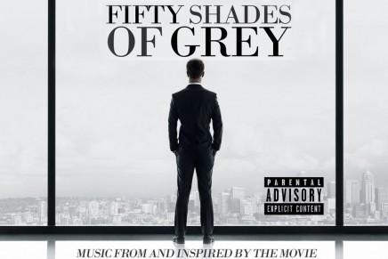 Listado de Canciones de la Banda Sonora Original 50 Sombras de Grey