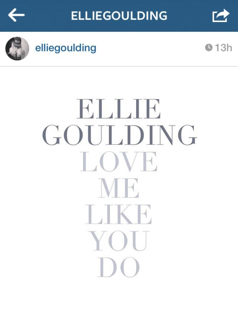 Ellie Goulding 50 Sombras 2