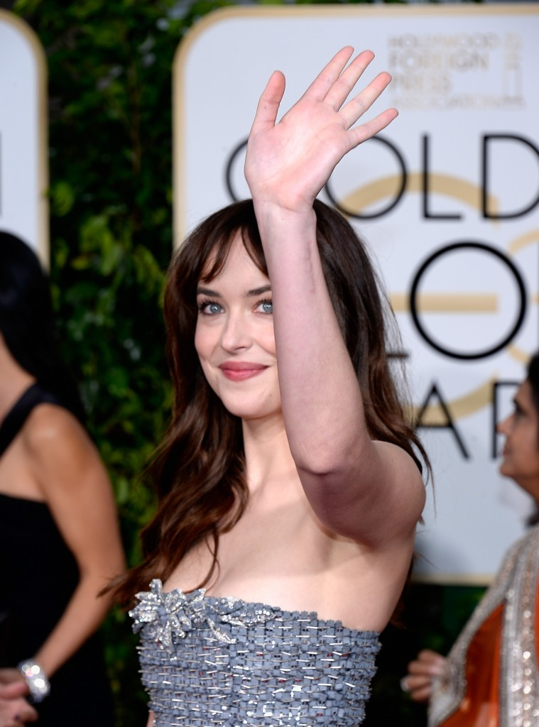 """NBC's """"72nd Annual Golden Globe Awards"""" - Arrivals"""