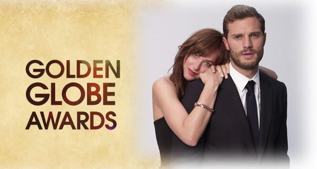 Golden Awards Jamie Dakota 50 Sombras