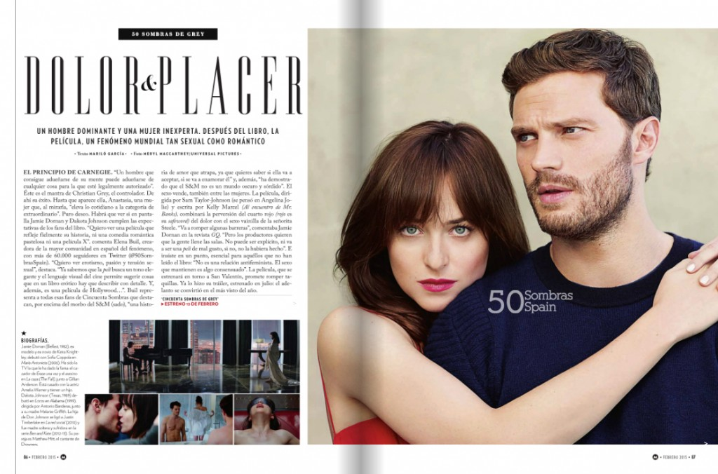 Jamie Dakota 50 Somnbras Cinemanía feb 15 1