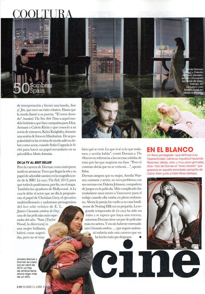 Jamie Dornan 50 Sombras Marie Claire 3