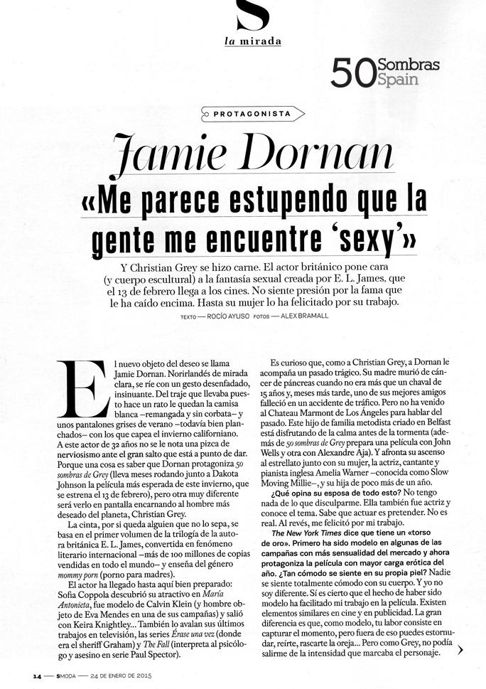 Jamie Dornan 50 Sombras S Moda feb 15 1