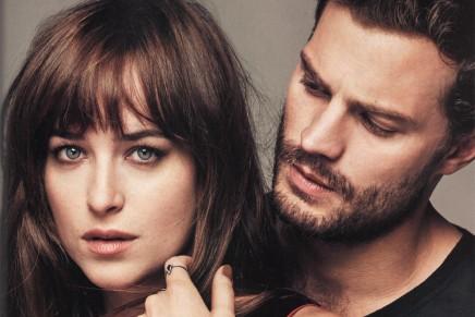 Entrevista Glamour USA (marzo 2015): Los secretos del rodaje de la película 50 Sombras