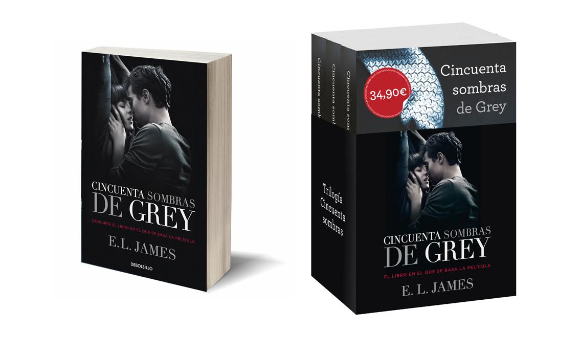 Nuevas ediciones especiales libro 50 sombras de grey y - 50 sombras de grey spain ...