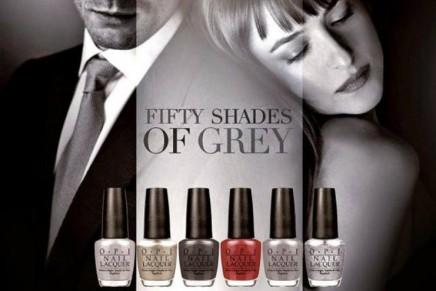 SORTEO: Consigue una colección limitada de esmaltes O.P.I. 50 Sombras de Grey
