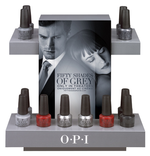 Sorteo OPI Grey 50 Sombras Spain 3