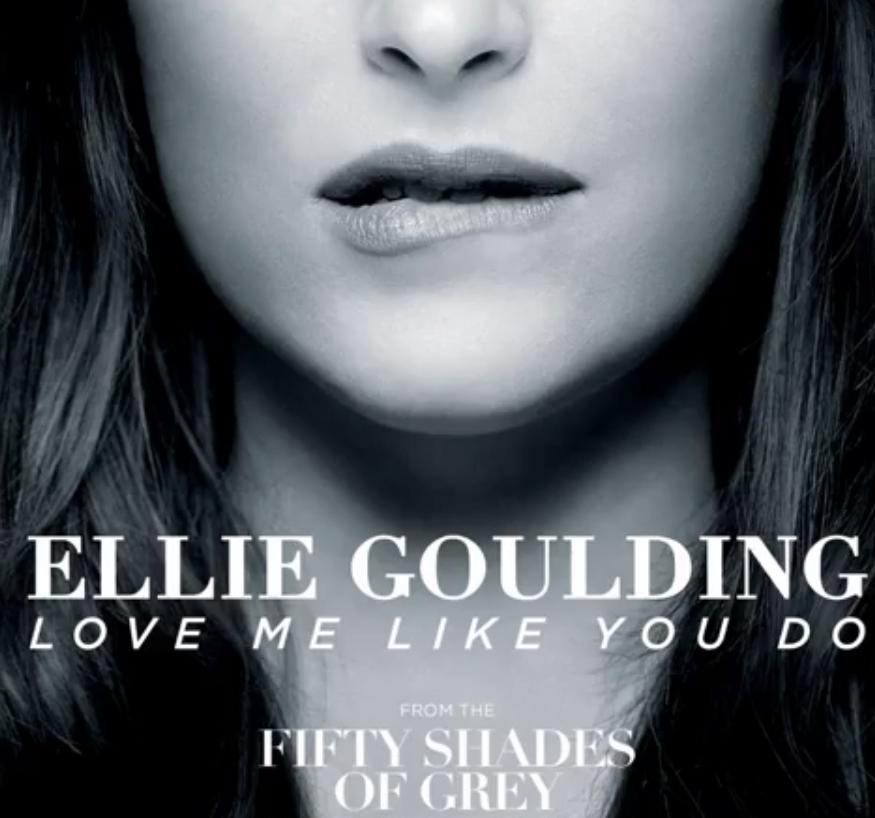 ellie Goulding 50 Sombras
