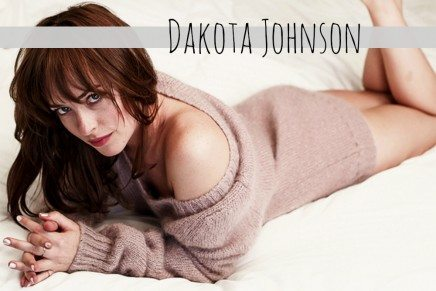 Photoshoot Oficial de Dakota Johnson (1)
