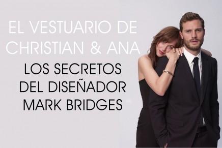 El vestuario de Christian y Anastasia: Los secretos del diseñador Mark Bridges