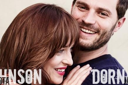 Photoshoot Oficial de Dakota Johnson y Jamie Dornan (1)