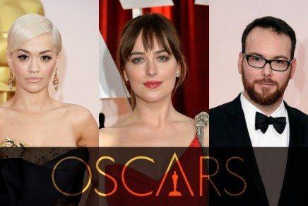 Alfombra Roja en Los Oscars 2015
