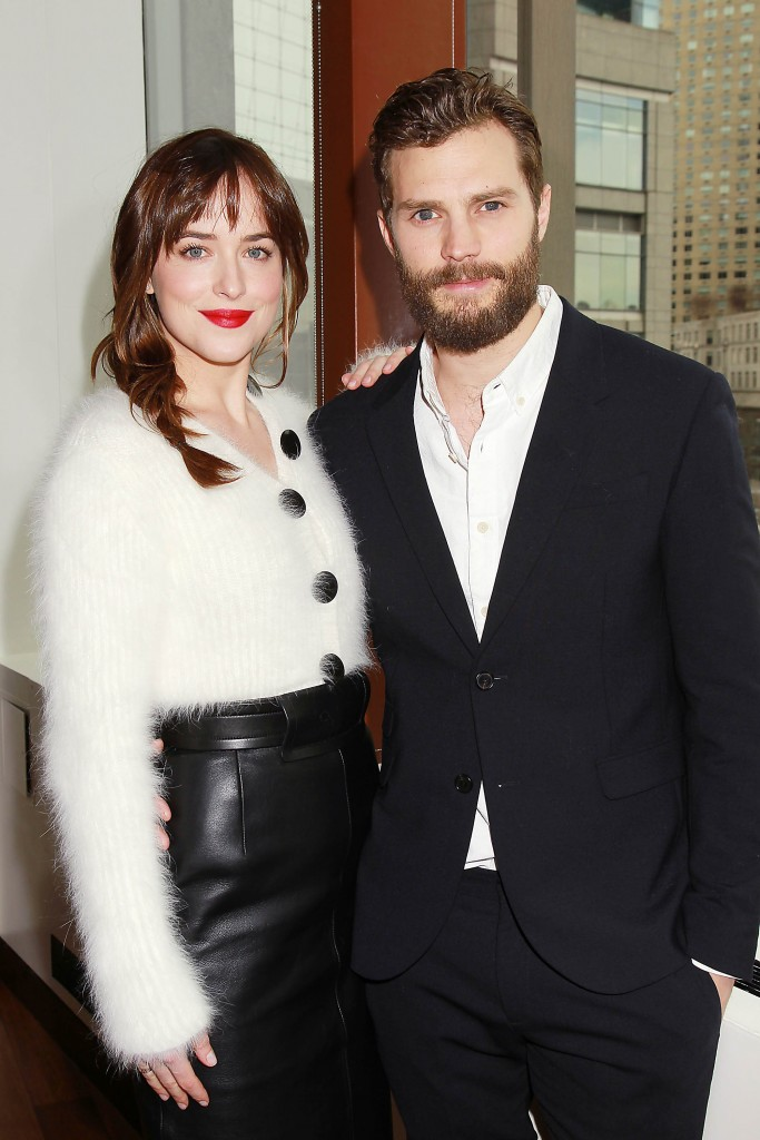 A Post Fifty Shades Of Grey Fan Screening Brunch Hosted By Universal Executives
