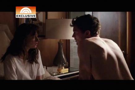 """Nuevo adelanto: Escena extendida de Christian y Ana """"No me van las historias de amor"""""""
