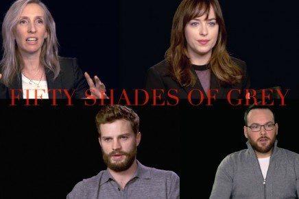 Recopilación de vídeos informativos de 50 Sombras de Grey