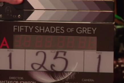 DETRÁS DE LAS CÁMARAS (video) de Cincuenta Sombras de Grey
