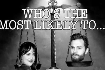 Divertidísima entrevista a Dakota Johnson y Jamie Dornan para MTV