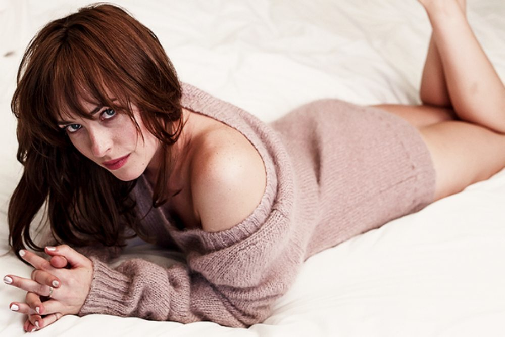 Dakota Johnson Portadakota