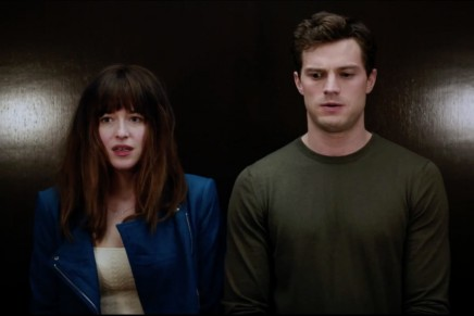 Nuevo spot de la película 50 Sombras de Grey en la Super Bowl