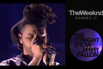The Weeknd en The Tonight Show Starring Jimmy Fallon