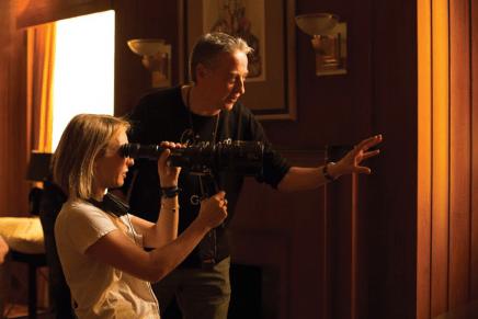 Secretos del rodaje de escenas subidas de tono en 50 Sombras de Grey