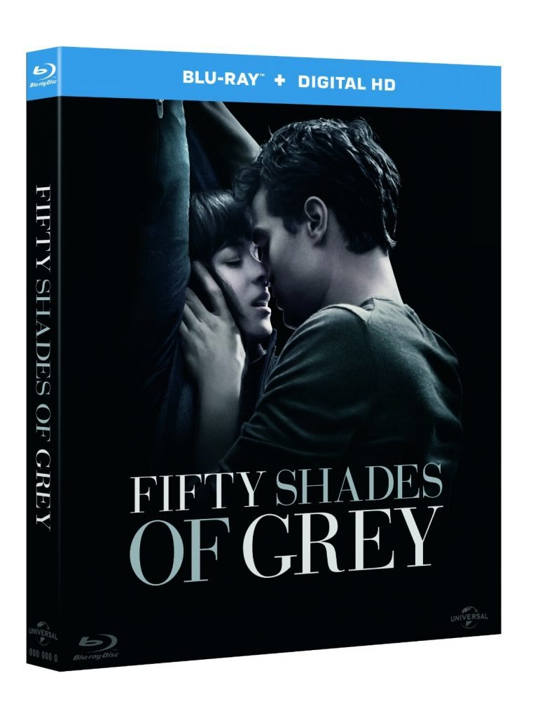 Blu Ray 50 Sombras