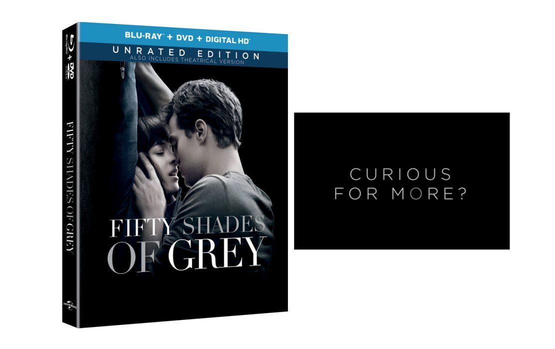 Toda la informaci n sobre el contenido del blu ray 50 - 50 sombras de grey spain ...