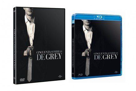 EXCLUSIVA: Fechas de lanzamiento y contenidos del Blu-Ray/DVD de 50 Sombras de Grey para España