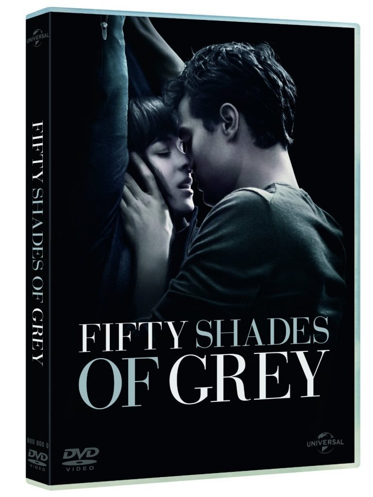 DVD 50 Sombras