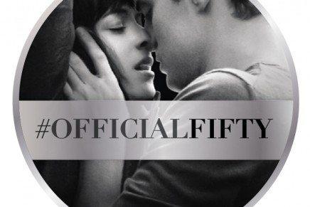 Nuevamente hemos sido elegidos #OfficialFifty para promocionar el lanzamiento del DVD/Blu-Ray 50 Sombras