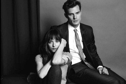 Fotos adicionales de la primera sesión de fotos de Christian y Ana para Entertainment Weekly