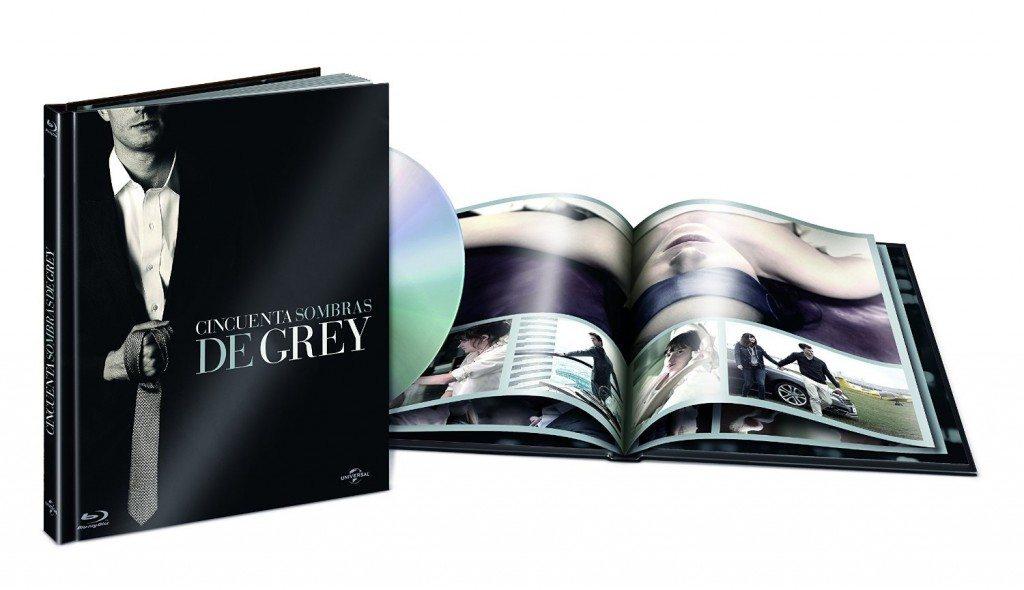 Ya se puede comprar en preventa la edici n especial - 50 sombras de grey spain ...