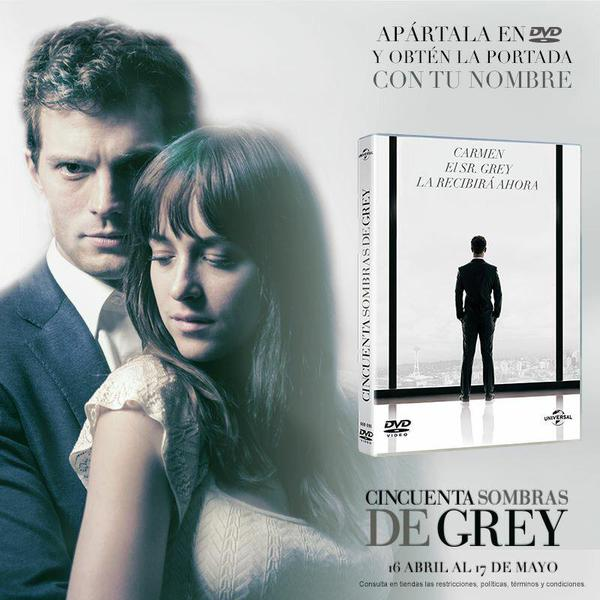 Still 50 Sombras DVD Bly Ray 7