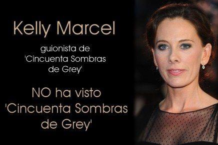 Kelly Marcel -guionista de 50 Sombras- no ha visto la película