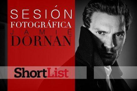 Sesión de fotos de Jamie Dornan para la revista ShortList (2014)