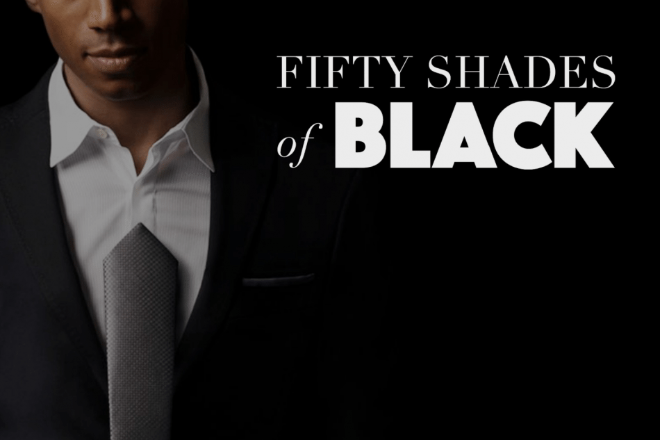 Fifty Shades Of… BLACK