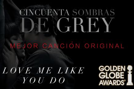 Nominación de 50 Sombras de Grey en los Globos de Oro 2016