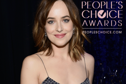 Dakota Johnson ganadora en los People's Choice Awards