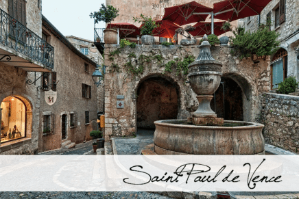 El TeamFifty visita Saint Paul de Vence