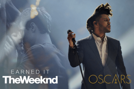 La canción «Earned it» de la BSO de 50 Sombras de Grey nominada a los Oscars