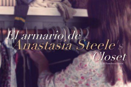 El armario de Anastasia Steele