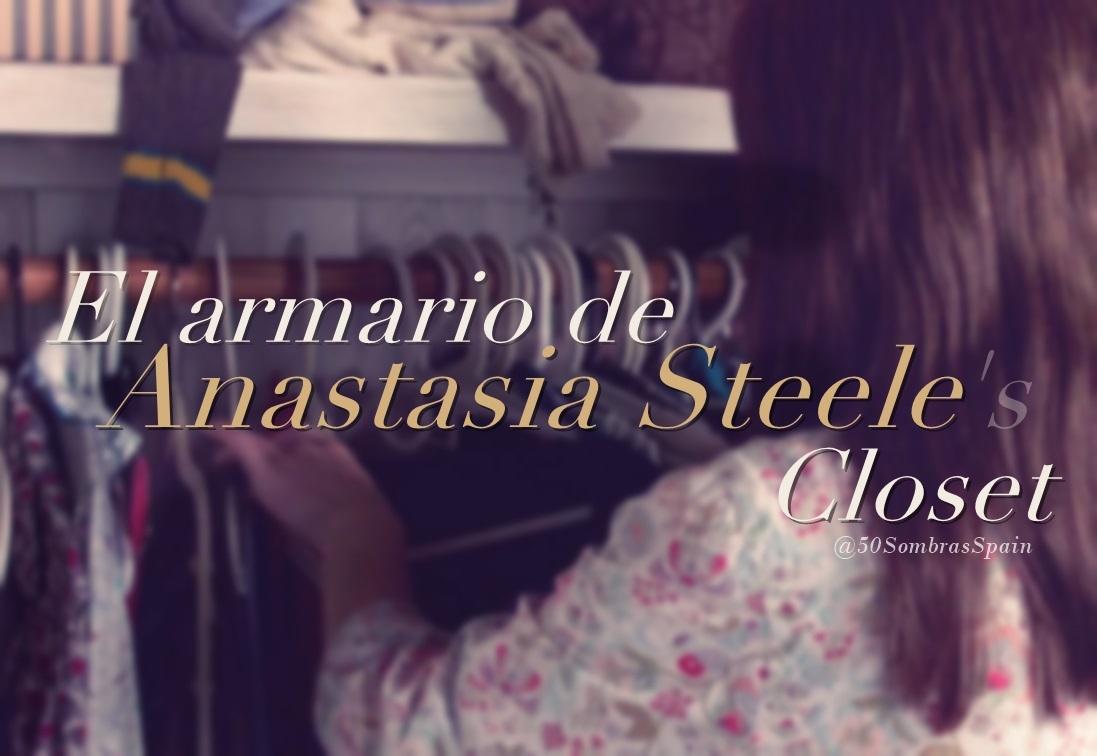 Sombras Steele50 ArmarioclosetDe Spain El Anastasia WDEI2YH9